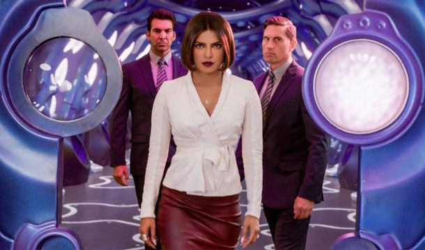 The Priyanka Chopra Trailer Starring 'We Can Be Heroes' is Out Now