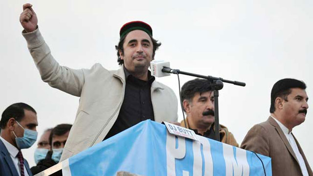 Only Pakistan Peoples Party will End Corruption from Pakistan: Bilawal