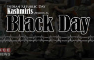 Pakistan and Kashmiris Around the World Observing Black Day to Mark the Illegal Occupation of J&K by India