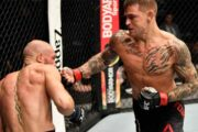 Dustin Poirier Knocked Out McGregor in UFC 257 Abu Dhabi