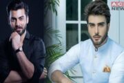 Fawad Khan and Imran Abbas in 100 Most Handsome Faces' List