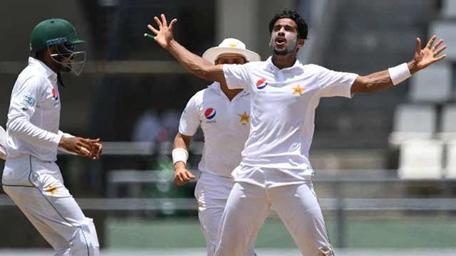 ICC Nominated Hassan Ali for Men's Player of the Month