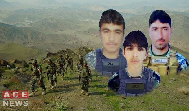 3 Army Soldiers Martyred, 2 Terrorists Killed in NW IBO: ISPR