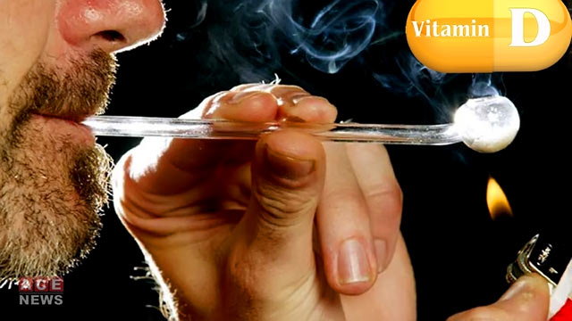Vitamin D Therapy is Recommended to Treat Ice Drug Users