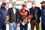 Imran Farhat Retires from Professional Cricket with a Hundred