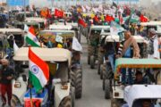 Republic Day Protests: Farmers Marched Towards New Delhi