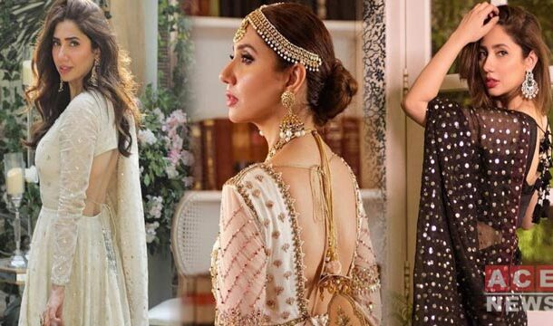 5 Moments When Mahira Khan Steals The Show in Backless Dresses