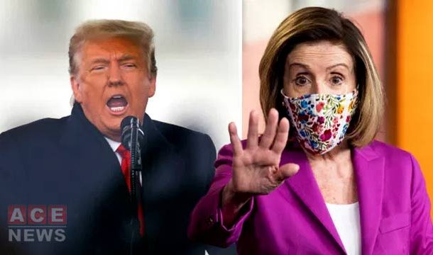 """Nuclear Codes Must be Prevented from """"Unhinged"""" Trump: Nancy Pelosi"""