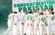Pakistan Win 2nd Test and Series against Zimbabwe by 2-0