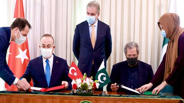 Cooperation in Education Sector: Pakistan & Turkey Sign MoU