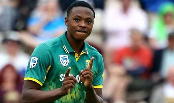 Rabada to Miss Crowd, Feel Safe in Pakistan