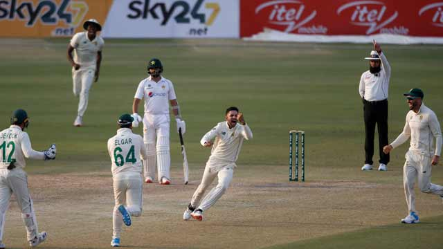 Live stream: Pak vs SA Day 2 of 1st Test Match