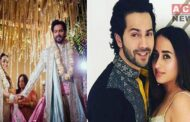 Natasha Dalal, Varun Dhawan, are Now Husband and Wife