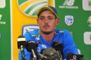 Pakistan Provided Top Class Security: Quinton De Kock