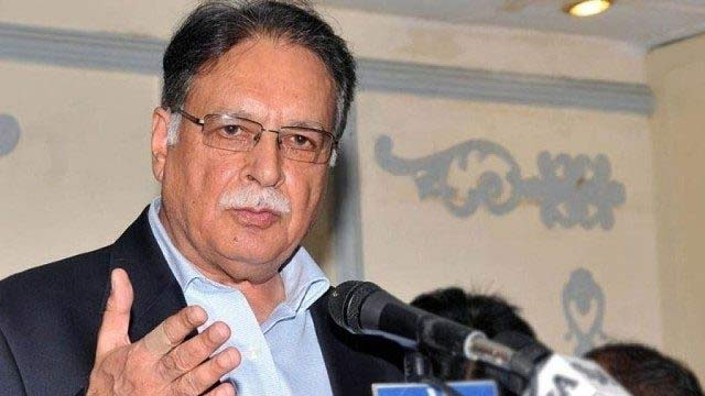 PML-N's Pervaiz Rashid Declared Ineligible for Senate Elections