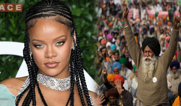 Rihanna Support of Protesting Farmers in India