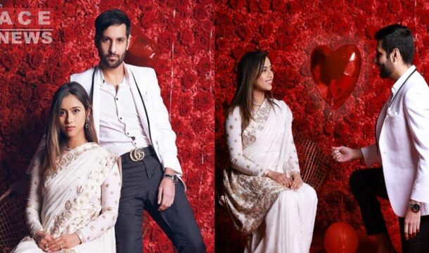 Valentine's Day: Zaid Ali T, Yumnah Post Romantic Pictures