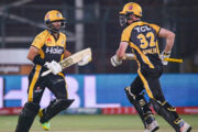 Peshawar Zalmi Beats Multan Sultans by 6 Wickets