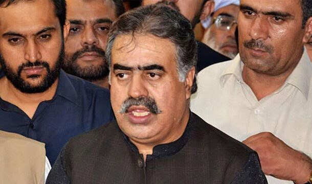 Sanaullah Zehri Announces to Launch New Party
