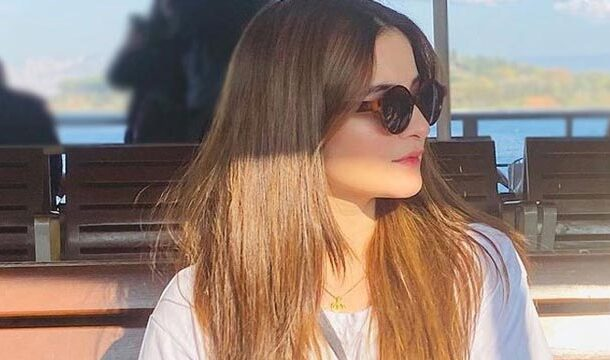 Aiman Khan Looking Gorgeous in New Photos