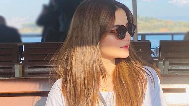 Aiman Khan Looking Gorgeous in Latest Pictures