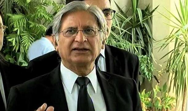 PDM will Destroy without PPP: Aitzaz Ahsan