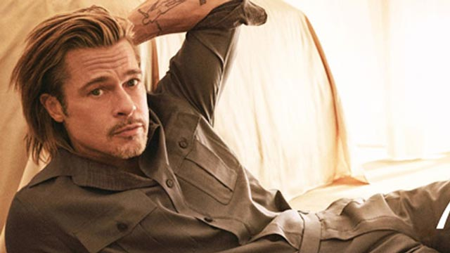 Brad Pitt was Afraid of Being Labelled a Handsome Guy in Hollywood