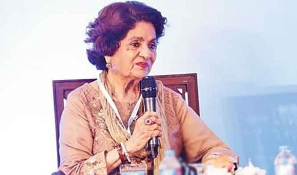 Haseena Moin, a Well-Known Playwright, Died Today at the Age of 79