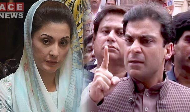 Nawaz Sharif Rebuked Maryam over Heated Arguments with Hamza