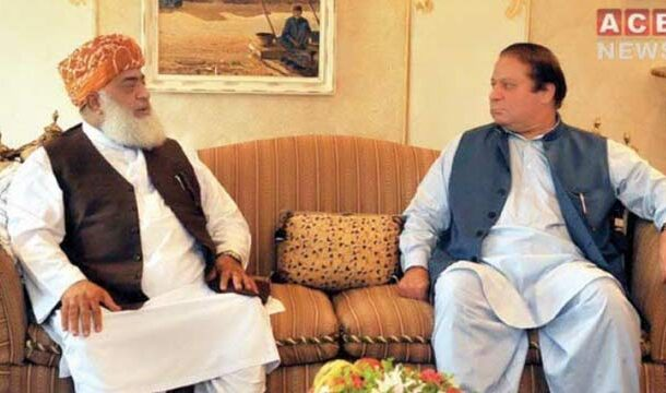 Fazl-ur-Rehman Suggested Nawaz Sharif to Come Back to Pakistan