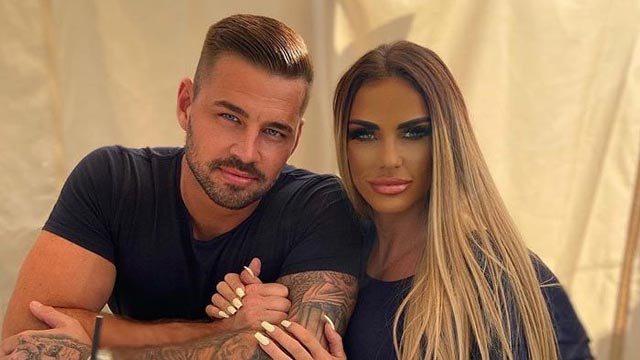Katie Price is Expecting her First Child with Boyfriend Carl Woods