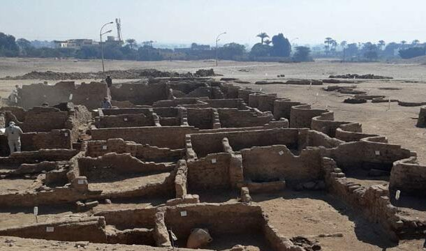 3400-Year-Old of Ancient Pharaonic City in Egypt Discovered