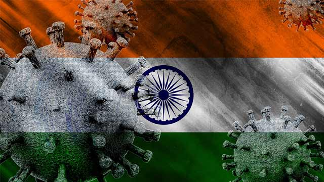 More Than 400,000 New Cases of Coronavirus Reported in 24 hours in India
