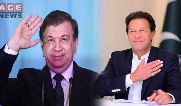 PM Imran Khan Held a Virtual Summit with President of Uzbekistan