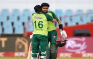 Pakistan Beats South Africa by 9 Wickets