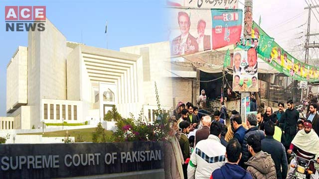 Supreme Court Decision on NA-75 Reelection-A Blow for PTI