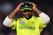 Temba Bavuma Ruled out of Pakistan T20Is Due to Injury