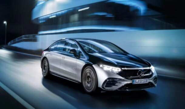 Mercedes Launches New EQS, World's Most Aerodynamic Electric Vehicle