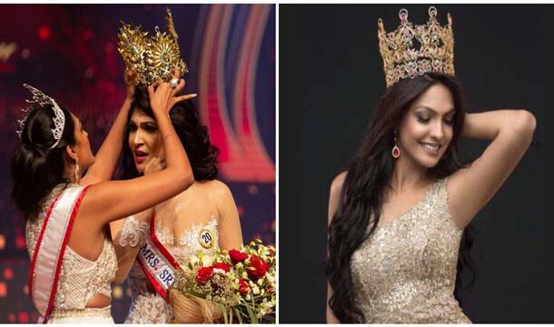 Mrs World Resigns her Title After Mrs Sri Lanka Pageant Controversy