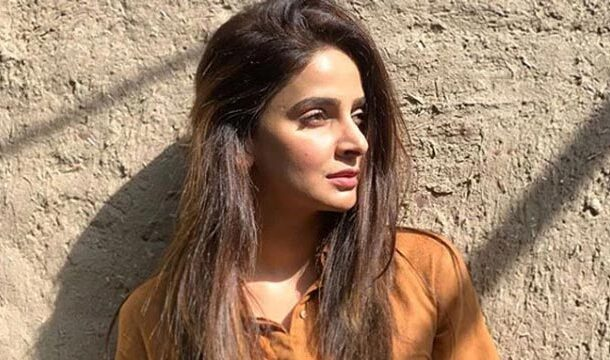 Saba Qamar Gushes About her Friends for Turning her Birthday into the