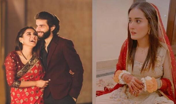 Shehzeen Rahat, Pakistani Actress, Marries, and the Wedding Photos Go Viral