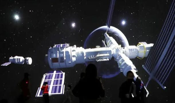 China will Launch Main Module of the International Space Station in 2022