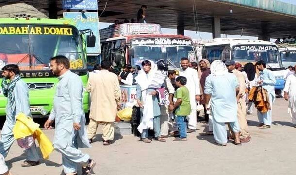 3rd Wave of COVID: Inter-Provincial Transport Suspended by NCOC