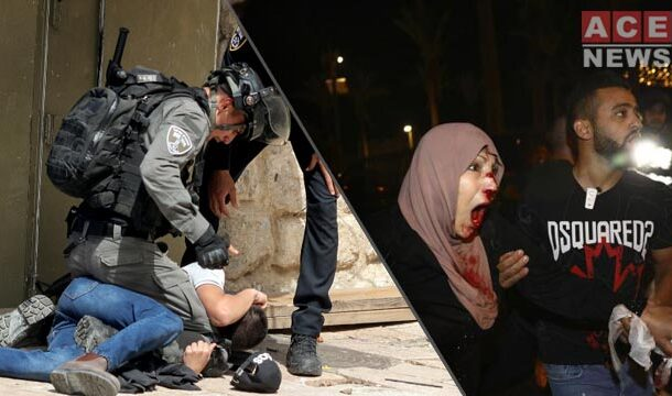 Israel Continue to Commit Crimes Against Humanity