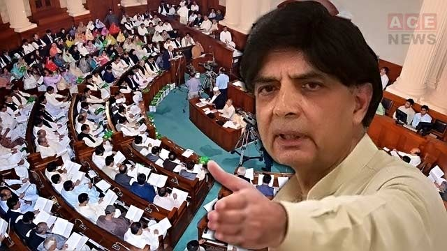Is Ch Nisar Ali Khan Part of a Political Plan in Punjab?