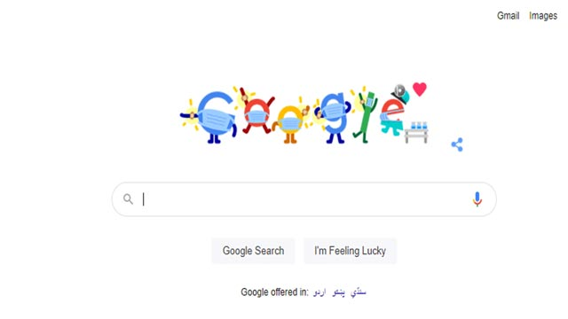 People Should Get Vaccinated and Wear Masks, According to Google Doodle