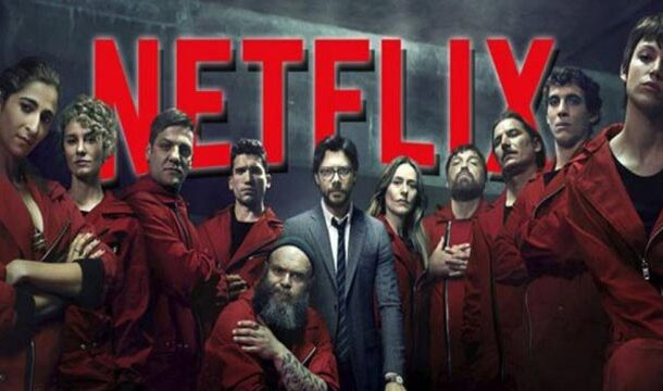 Season 5 of Money Heist will be Released in two Sections