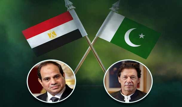 PM Imran Khan Discussed Palestine Situation with Egyptian President Al-Sisi
