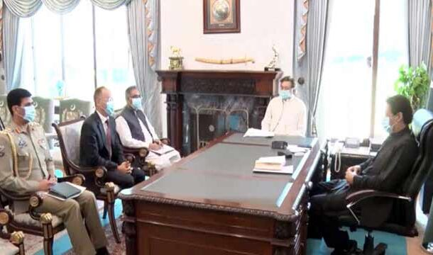 Govt's Top Priority is to Timely Completion of CPEC Projects: PM Imran