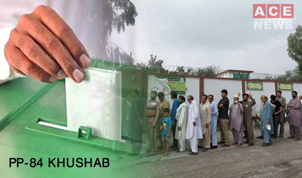 PP-84 Khushab Bypolls- PML-N is Leading With 38,891 Votes in 131 Polling Stations.